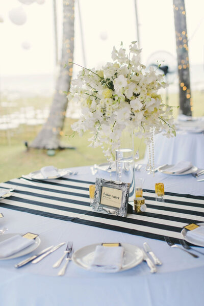 Obrusy na wesele.