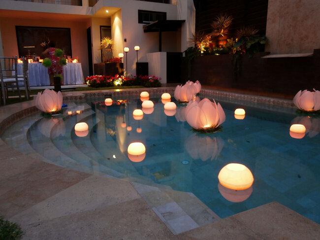 Decoraci n de matrimonio con velas apuesta por un estilo - Ideas para apuestas ...