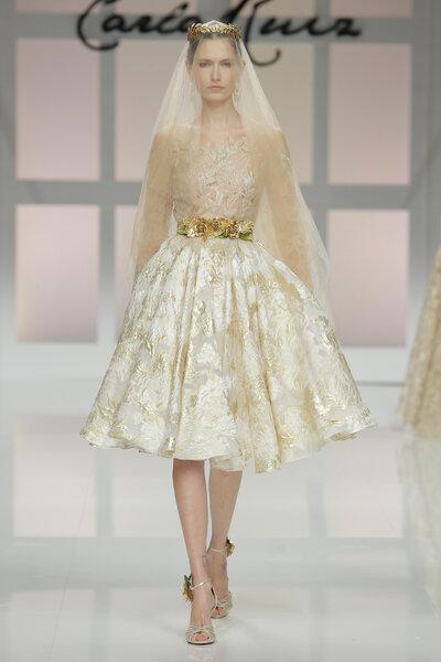 Robes de mariée courtes 2017: 45 créations qui vont vous faire ...