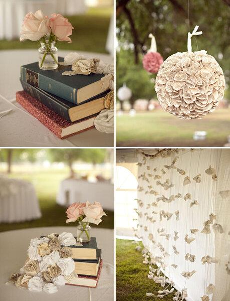 Decoraci n vintage con libros la mejor literatura para tu for Libros de decoracion