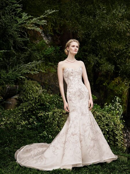 Casablanca Bridal Collection, Fall 2016: Rosemary 2246