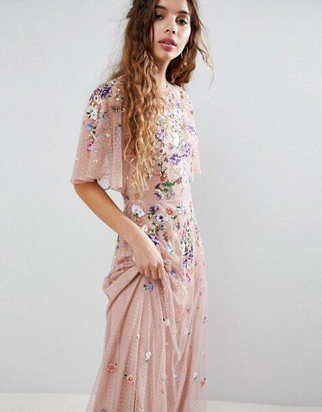 Vestidos para boda de dia primavera 2018
