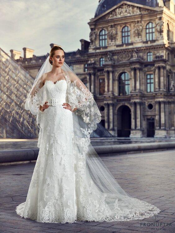 Robes de mariée Pronuptia 2017   une collection