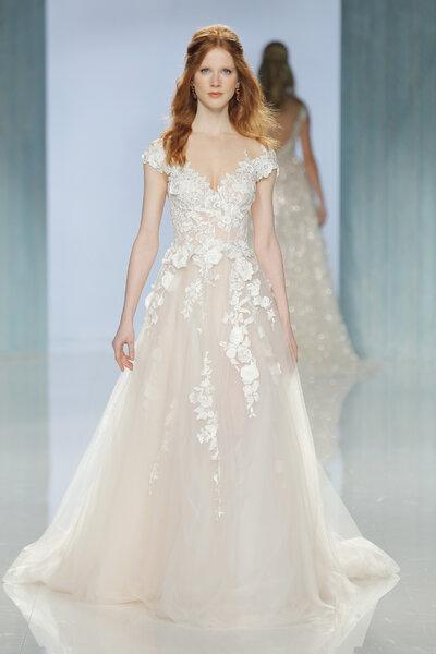 Vestidos de novia línea A: ¡El diseño que le queda bien a todas!