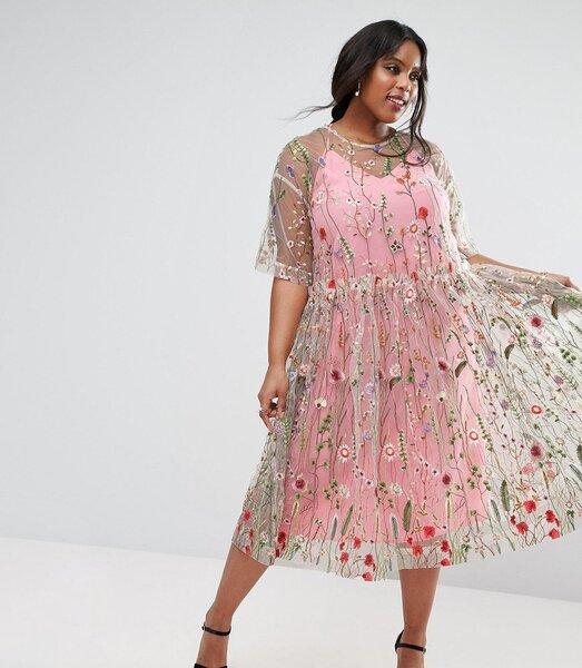 Preferenza 25 abiti per invitate di nozze curvy: scegli l'outfit perfetto per  NO56