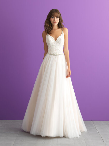 Style 3004, Allure Bridals.