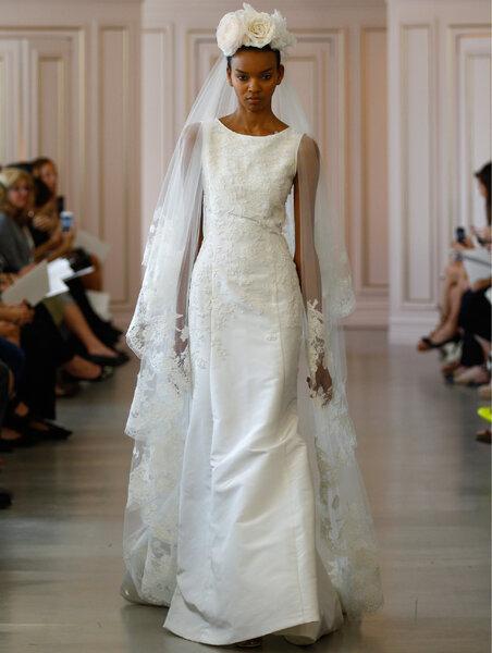 Свадебные платья Óscar de la Renta  (Оскар де ла Рента)