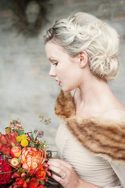Winterhochzeit brautkleid  42 umwerfende Brautkleider für die Winterhochzeit – Warm ...