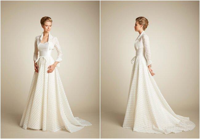 Winterhochzeit brautkleid  Brautkleider internationaler Designer für Ihre Winterhochzeit 2015!