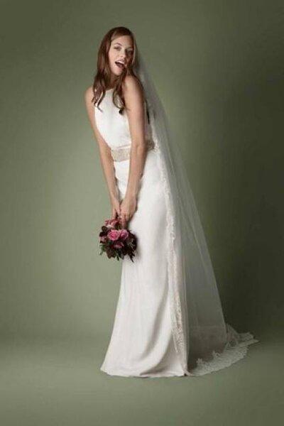 """Vestido de novia de la colección """"Decades"""" - The Vintage Wedding Dress Company 2013"""