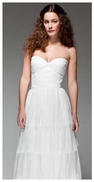 Joanna August suknie ślubne