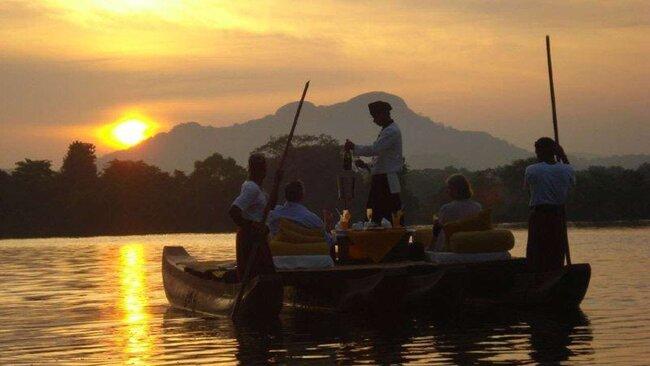Amaya Lake Sri Lanka.