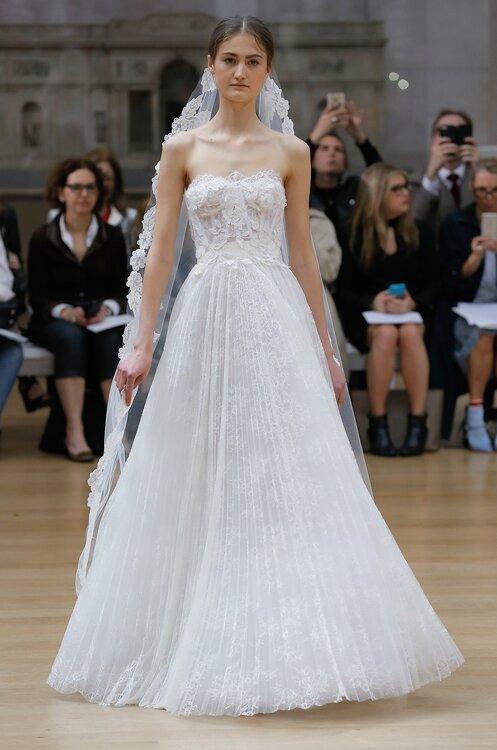 Die einzigartige Oscar De La Renta Brautmoden-Kollektion: Glamour ...
