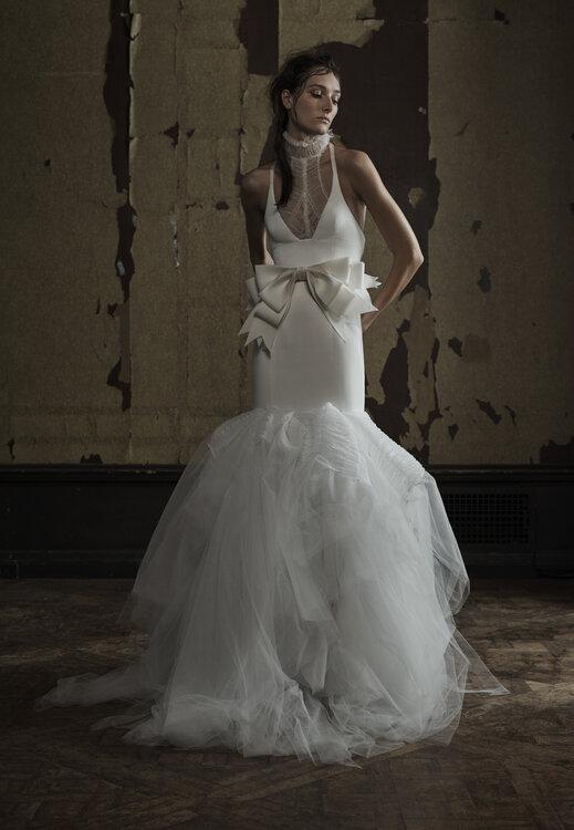 Das sind die gewagten und raffinierten Brautkleider 2016 von Vera Wang!