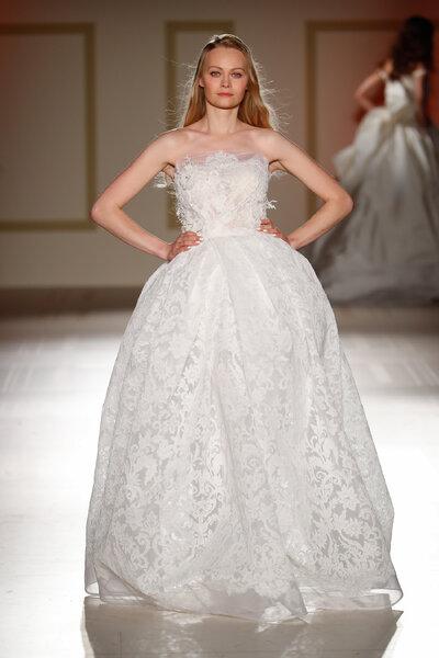 50 vestidos de novia corte princesa que te harán suspirar ¡como nunca!