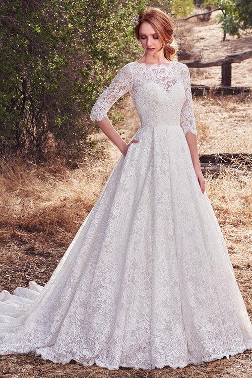 Entdecken Sie die schönsten Brautkleider von Maggie Sottero – In der ...