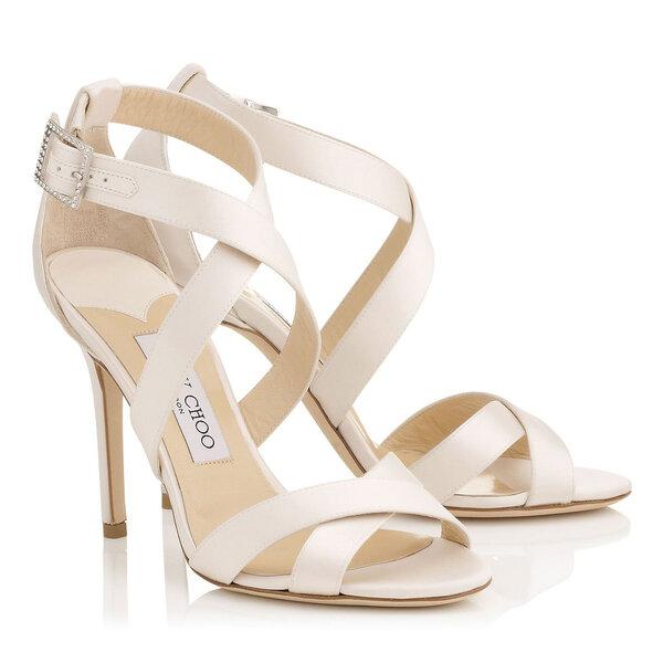 Sandalki Dla Panny Mlodej Idealne Buty Slubne Na Lato 2015 Poznaj 32 Najlepsze Pary Sandalek