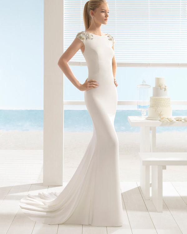 Vestidos boda civil df