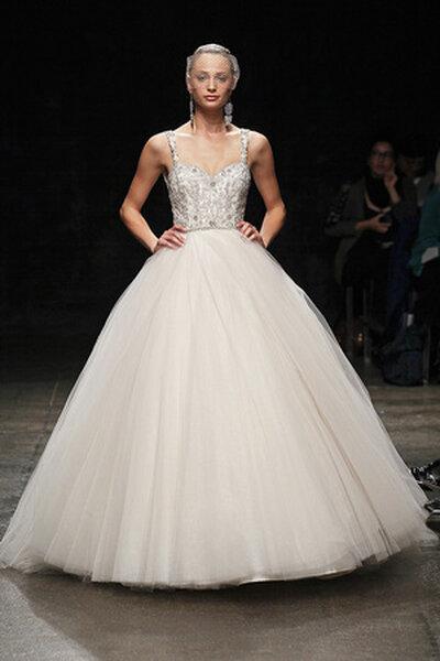 Lazaro Fall 2013 wedding dress