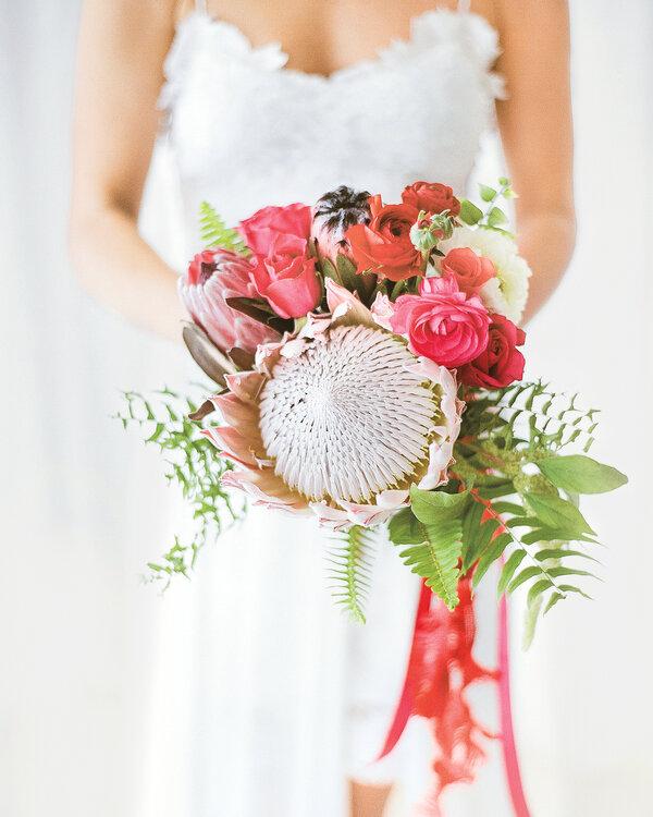Mi Belle Photography: Buquê De Noiva Com Protea 2017: Você Vai Se Apaixonar Por
