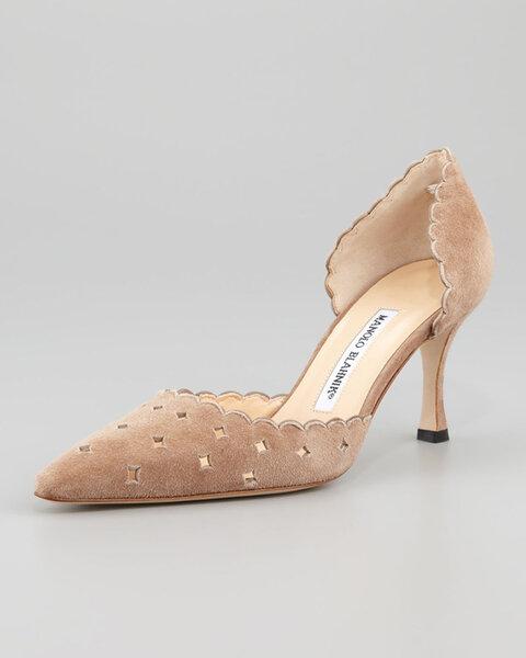 Zapatos De Manolo Blahnik 2017
