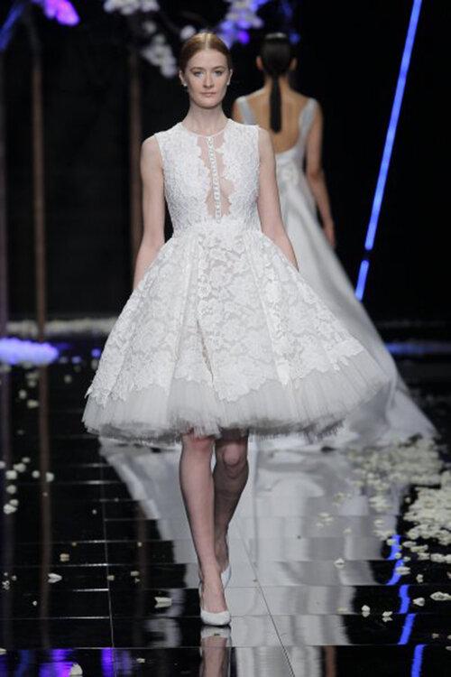 Vestidos de novia cortos. ¡Lúcete con estos diseños, te encantarán!