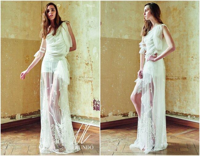 Vestidos de novia raimon bund 2017 alta costura y - Diseno alta costura ...