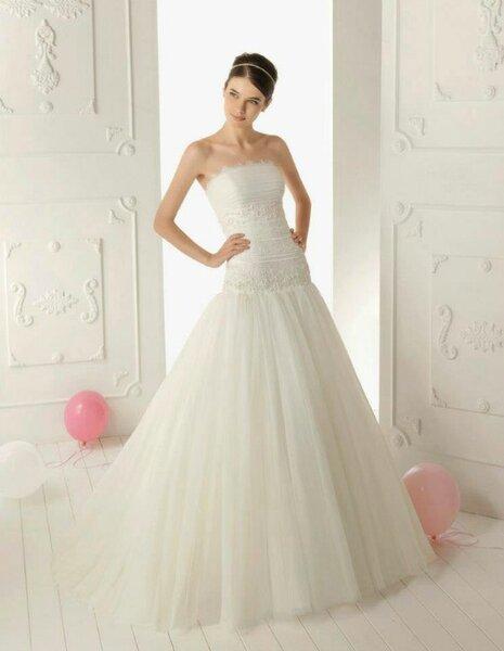 Vestido de Noiva disponível na Agofa Noivas