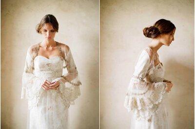 Os vestidos de noiva com o passar das décadas: de 1900 à 2000! Qual sua época preferida?