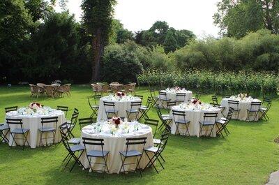 Les 6 lieux de réception avec un superbe jardin pour votre mariage à Paris