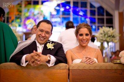 Romance cósmico: La majestuosa boda de Grisel y Ramón en Veracruz