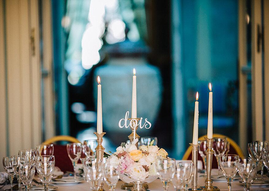 Decoração de casamento Lisboa: alguns dos melhores profissionais que concretizarão a sua utopia!