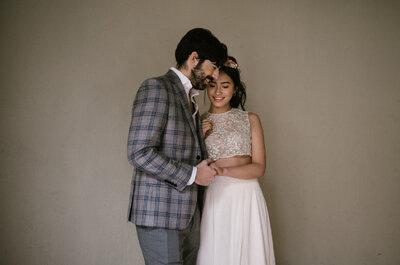 Consigue las fotos más románticas de tu boda: ¿qué hacer para tenerlas?