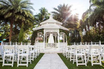Trouwen in de tuin? Tips & trucs om er een onvergetelijk huwelijksfeest van te maken.