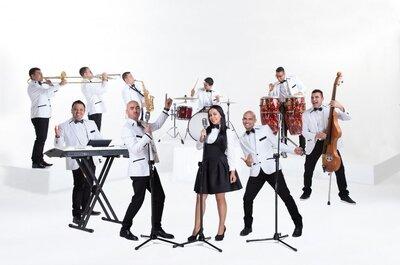 Los de la Noche, ¡el grupo musical para bodas en Colombia que debes conocer!