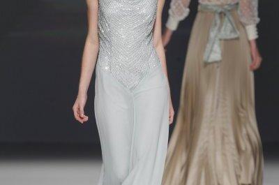 Os vestidos de festa boho-chic de Matilde Cano 2015