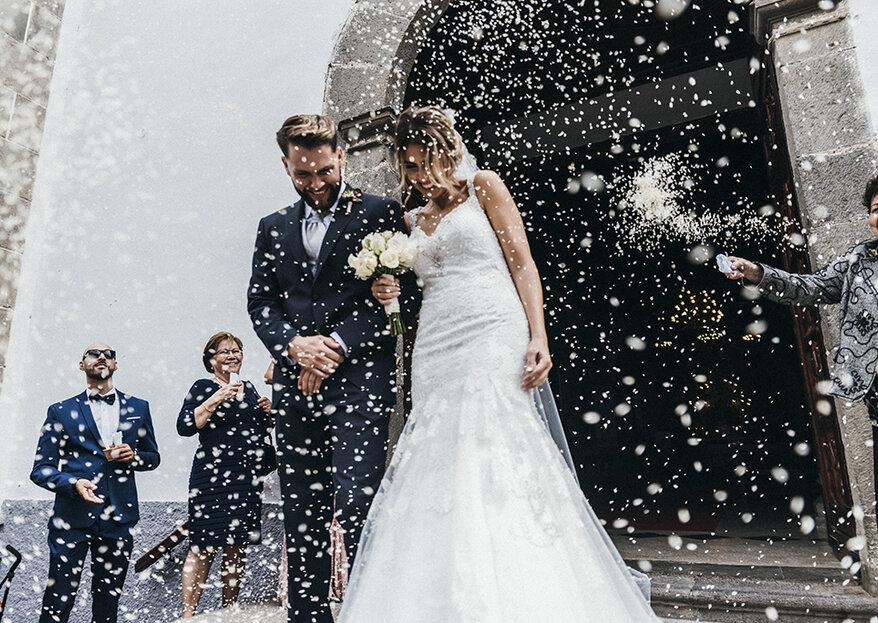 Rodeados de naturaleza: la boda de Jenni y Felipe