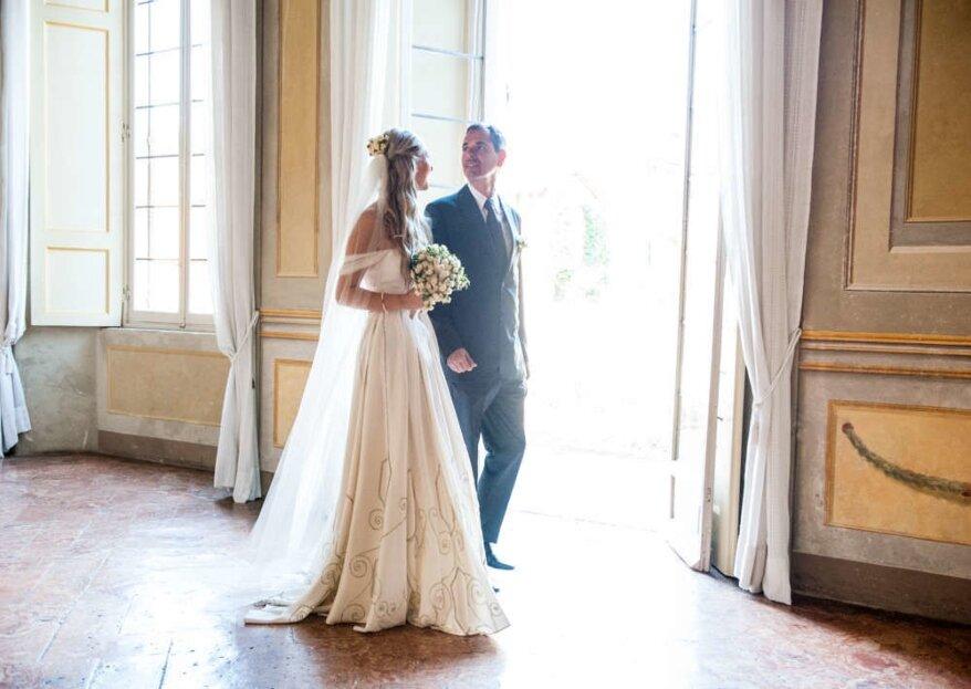 Passione Wedding: Michael Lo Cascio, il fotografo perfetto per te