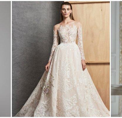 Vestidos de novia de corte princesa