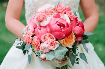 Os buquês de noiva mais lindos para te inspirar