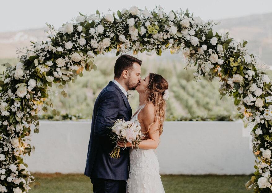 Como organizar um casamento de dois dias em cinco passos