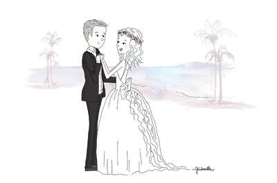 « I do », « Je le veux » « Sì, lovoglio » « Si, lohago ». Mariage à l'étranger : Comment choisir la bonne Wedding Planner ?