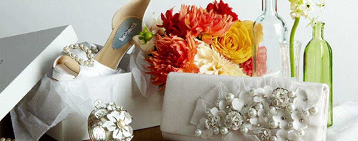 Accesorios para novias con estilo de oscar de la renta - Accesorios para catering ...