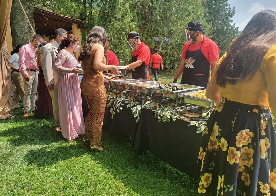 Punto Parrilla: el servicio de catering que tu boda necesita