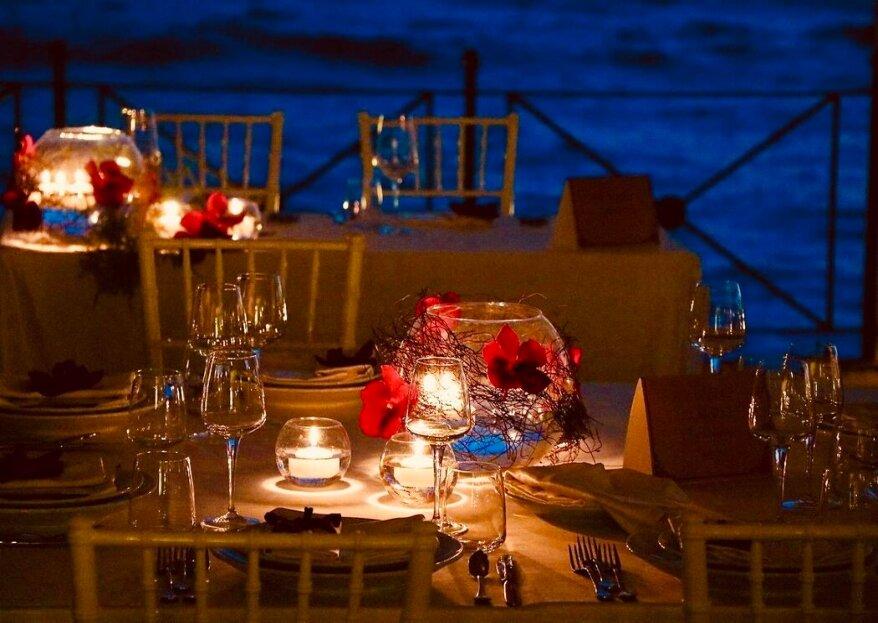 Mamaflò Restaurant, quando il mare è invitato a nozze...