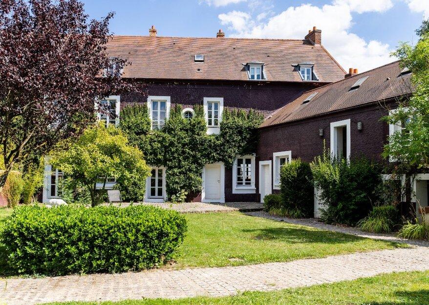 Le Domaine des Bergeries : un cadre de rêve, chaleureux et original pour votre mariage