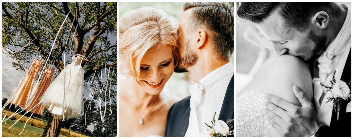 Die romantische Traumhochzeit von Vanessa und Alex auf Schloss Neuhaus