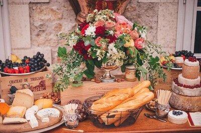 Синоним успеха: хороший кейтеринг заставит всех говорить о вашей свадьбе в самых восторженных тонах!