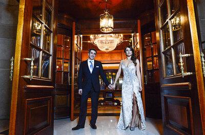 Loreto y Rodrigo, cuando el amor llega sin avisar... ¡solo queda disfrutar!