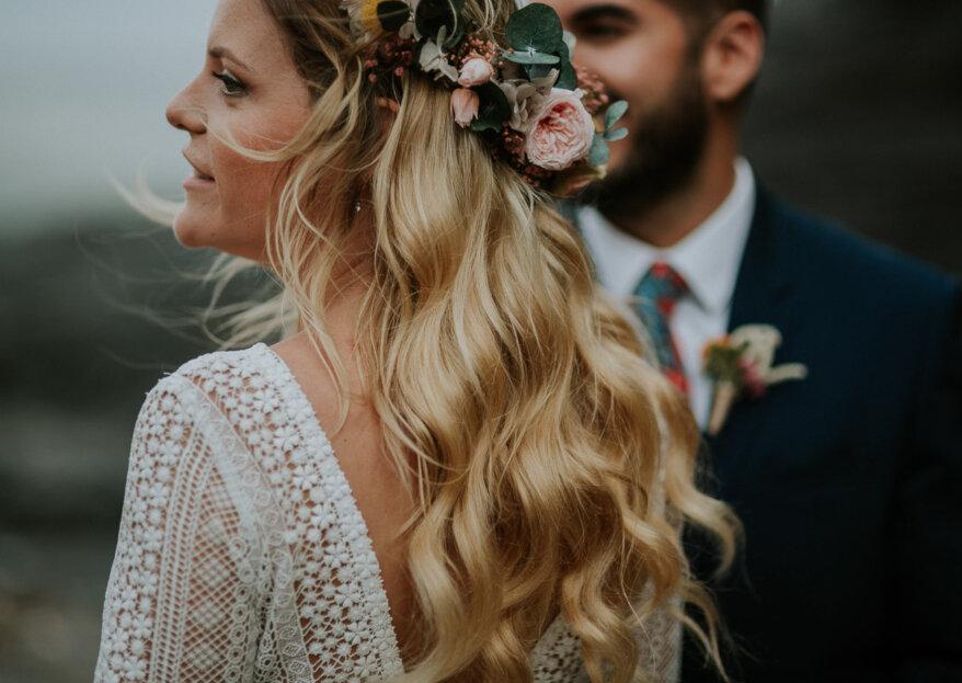 Mi boda viajera: el gran día de Laura y David